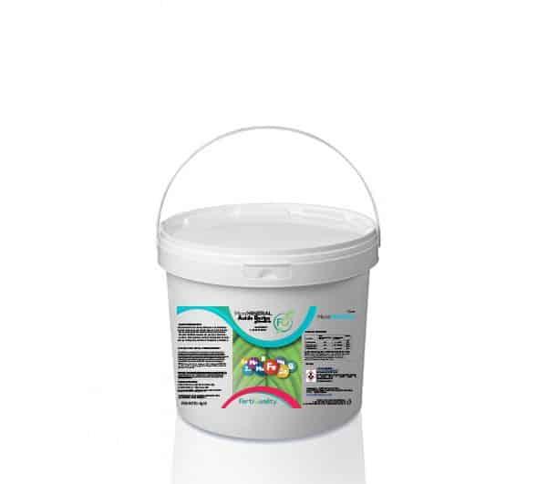 secchio acido borico
